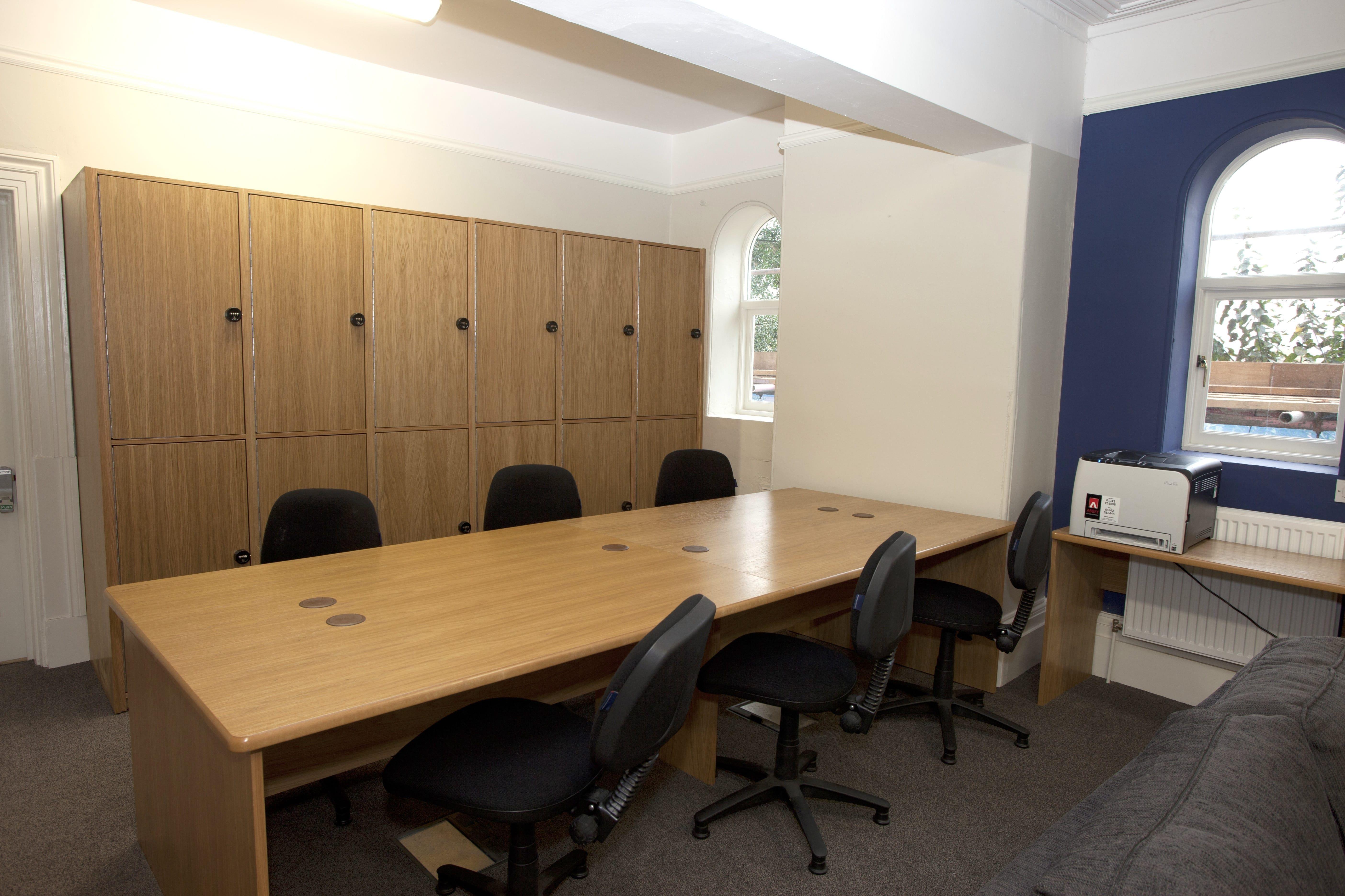 Bromsgrove School furniture