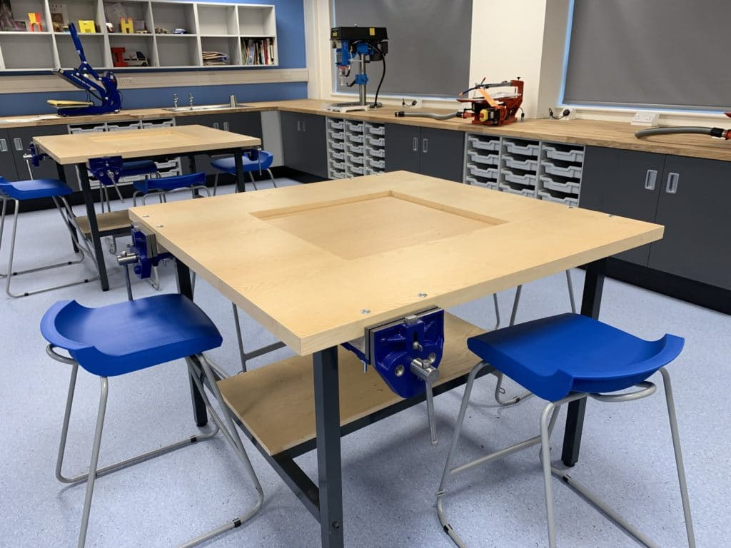 Key things to consider when designing your School STEM Classrooms