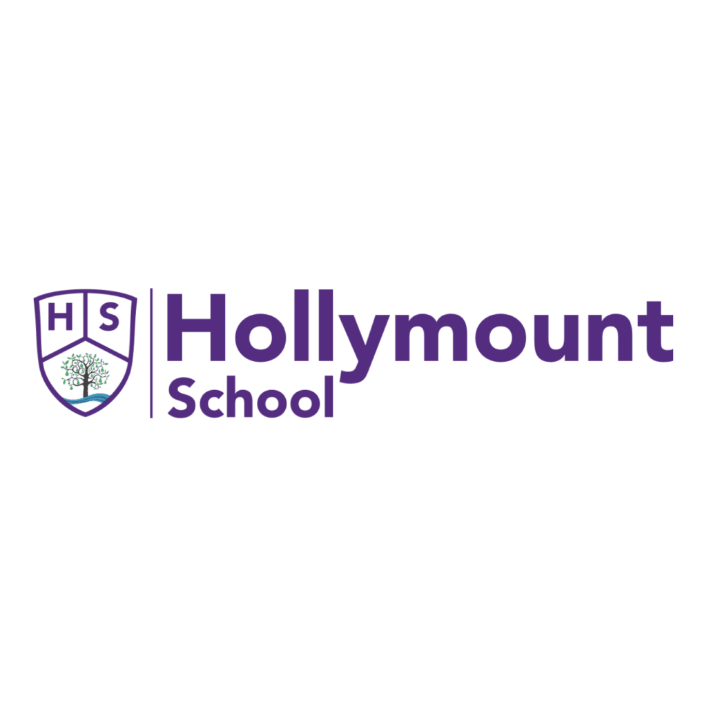 Hollymount school logo