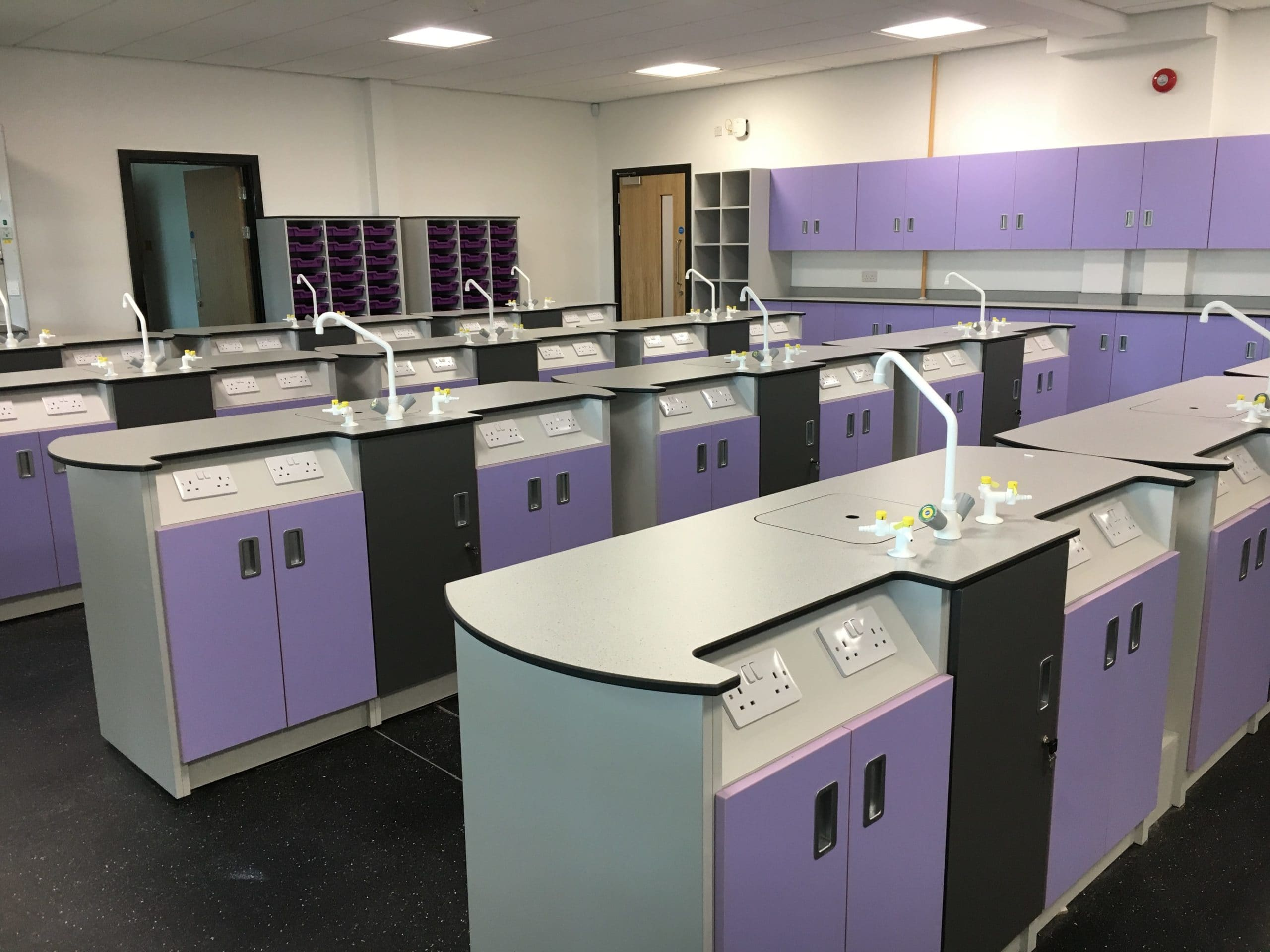 Stourport High School Science Laboratory