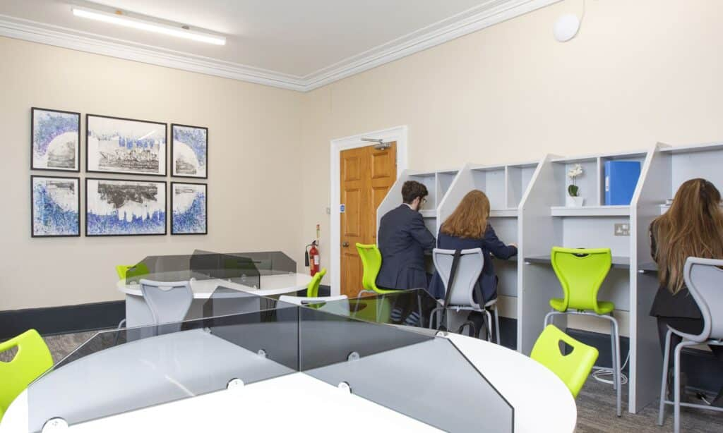 Rendcomb College launch new Sixth Form Centre