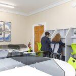 Rendcomb College Sixth Form Work Space