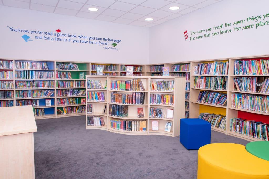 Blue Coat School Library
