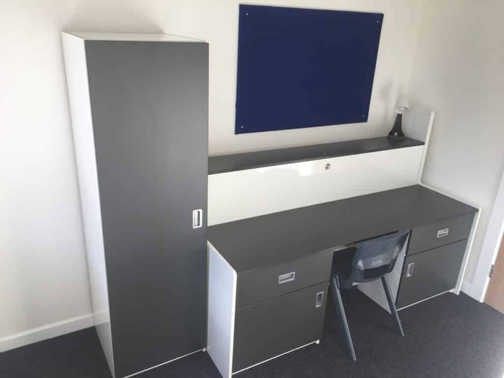 CATS Canterbury boarding accommodation furniture